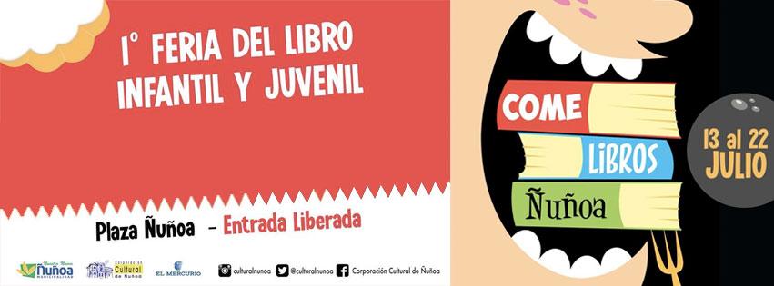 Primera Feria del Libro Infantil y Juvenil de Ñuñoa