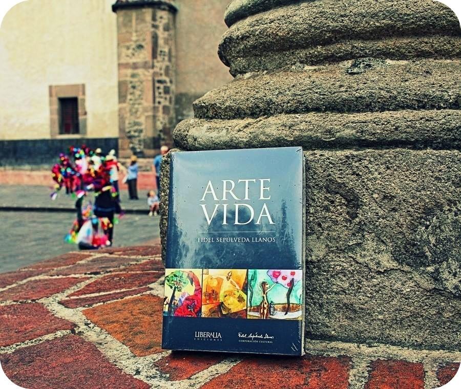 ARTE VIDA, un libro para las nuevas generaciones