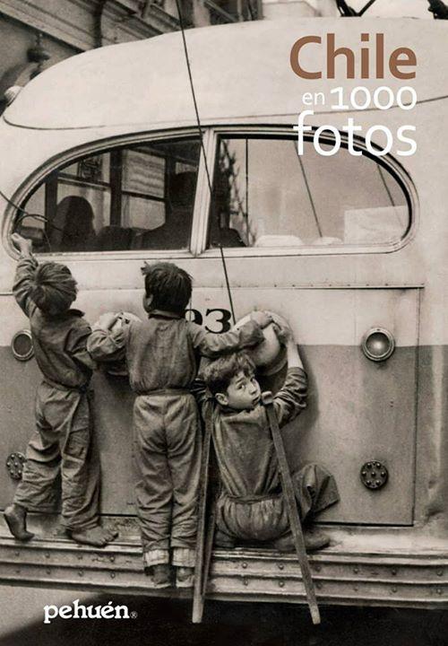 Pehuén presenta Chile en 1000 fotos