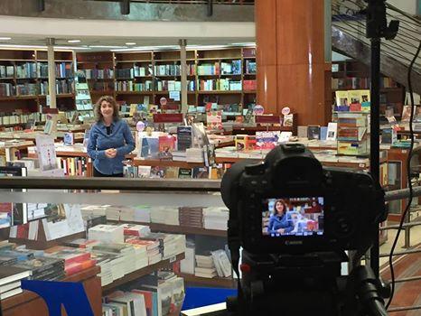VLP estrena programa en 13C. Conversaciones urgentes sobre el libro y la lectura