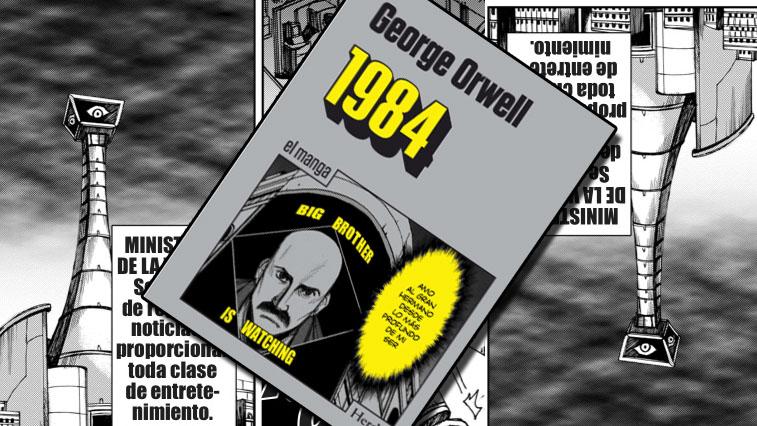 1984 de George Orwell en palabras de su editor