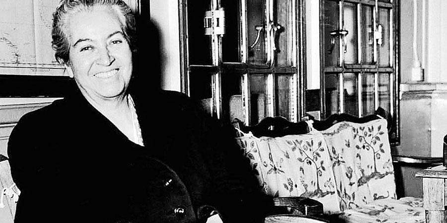 A 71 años del Premio Nobel a Gabriela Mistral