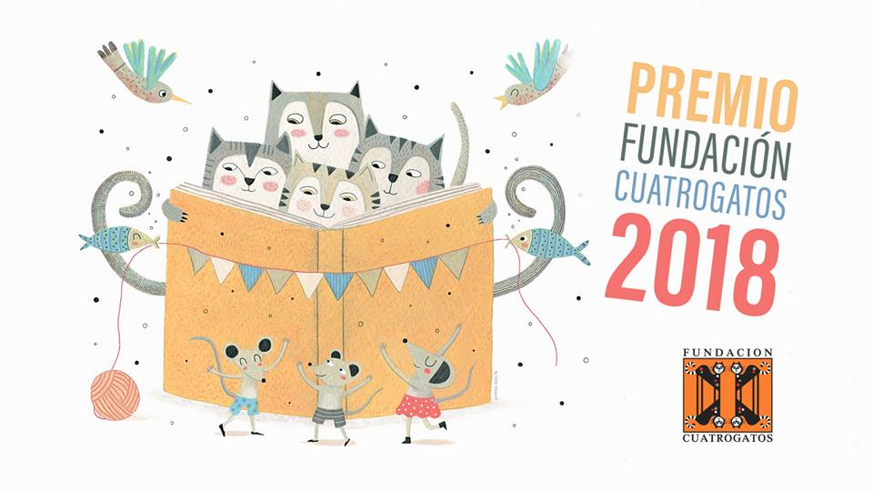 Premio 2018 Fundación Cuatrogatos