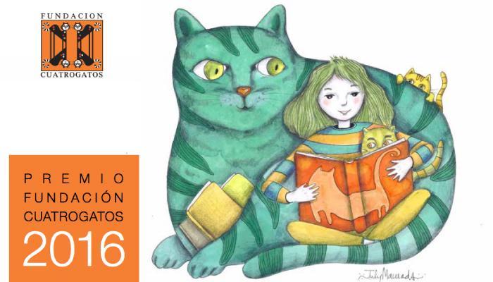 Libros infantiles premiados en 2016.