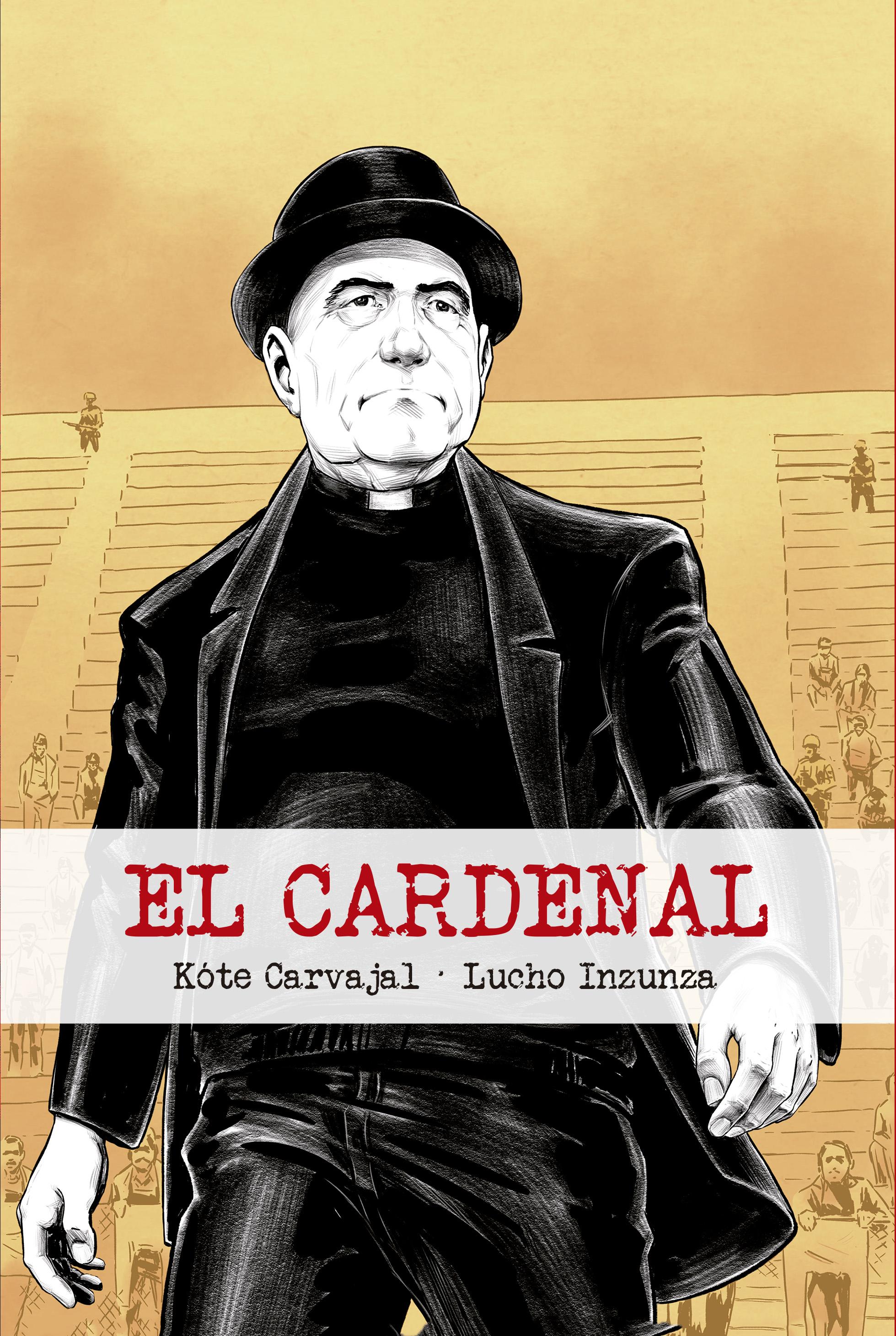 El Cardenal, la novela gráfica sobre los años más difíciles de Silva Henríquez