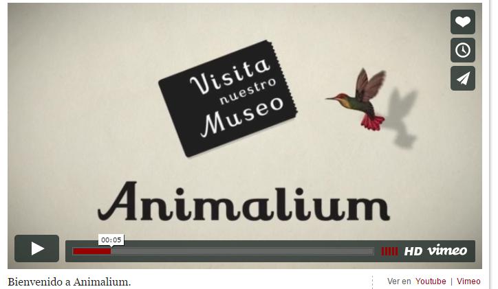 Bienvenidos a Animalium. Pronto en librerías.