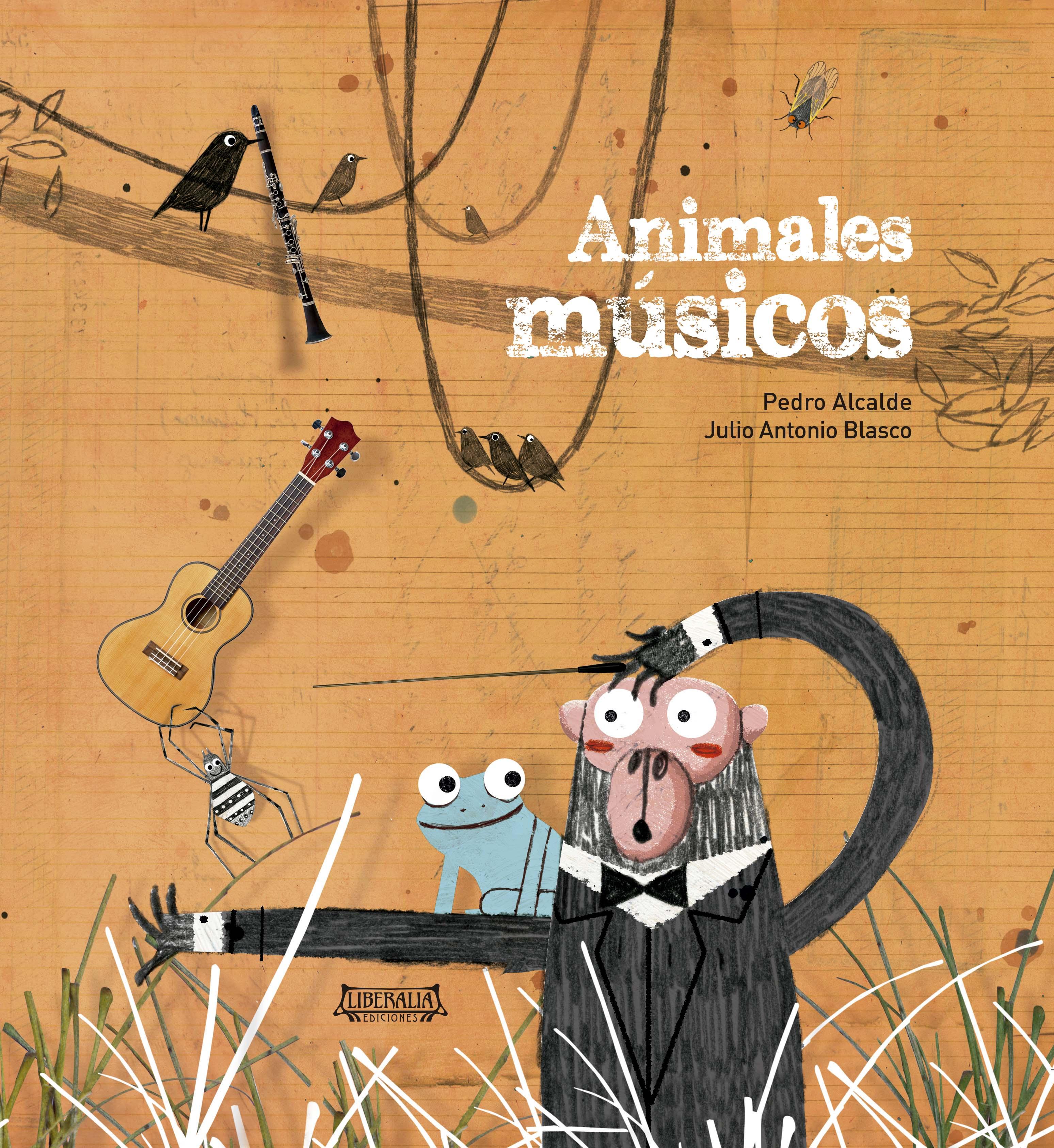 Animales Músicos en FILSA 2017
