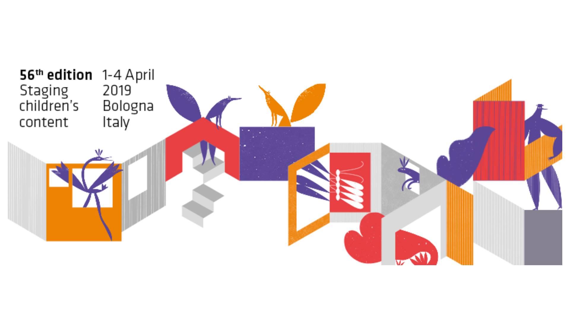 Feria del Libro Infantil de Bolonia: conoce a los nominados