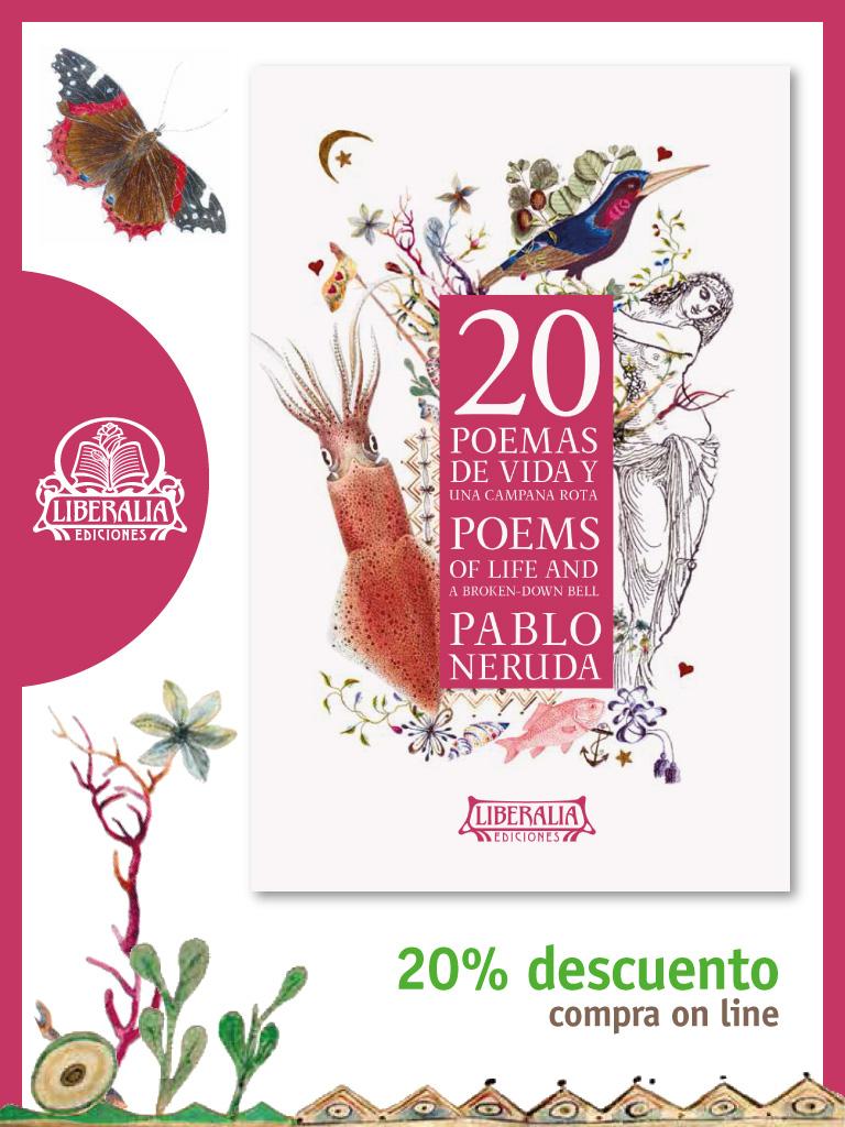 20 poemas de vida y una campana rota. Pre- venta