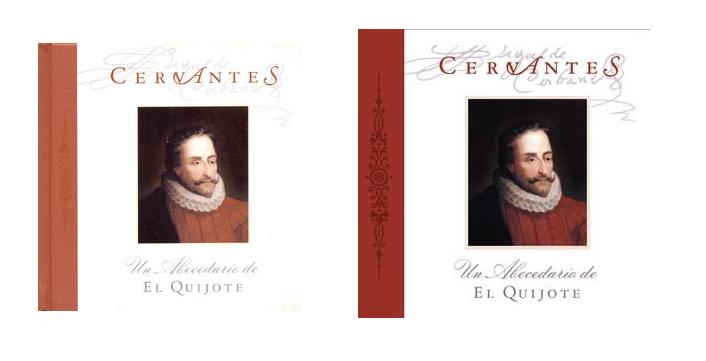 Un abecedario de El Quijote.