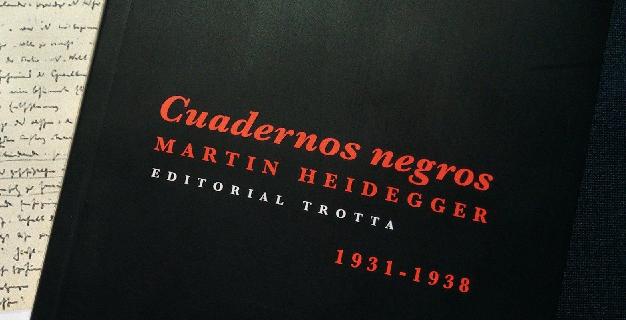 Cuadernos Negros 1931 - 1938 . Martin Heidegger