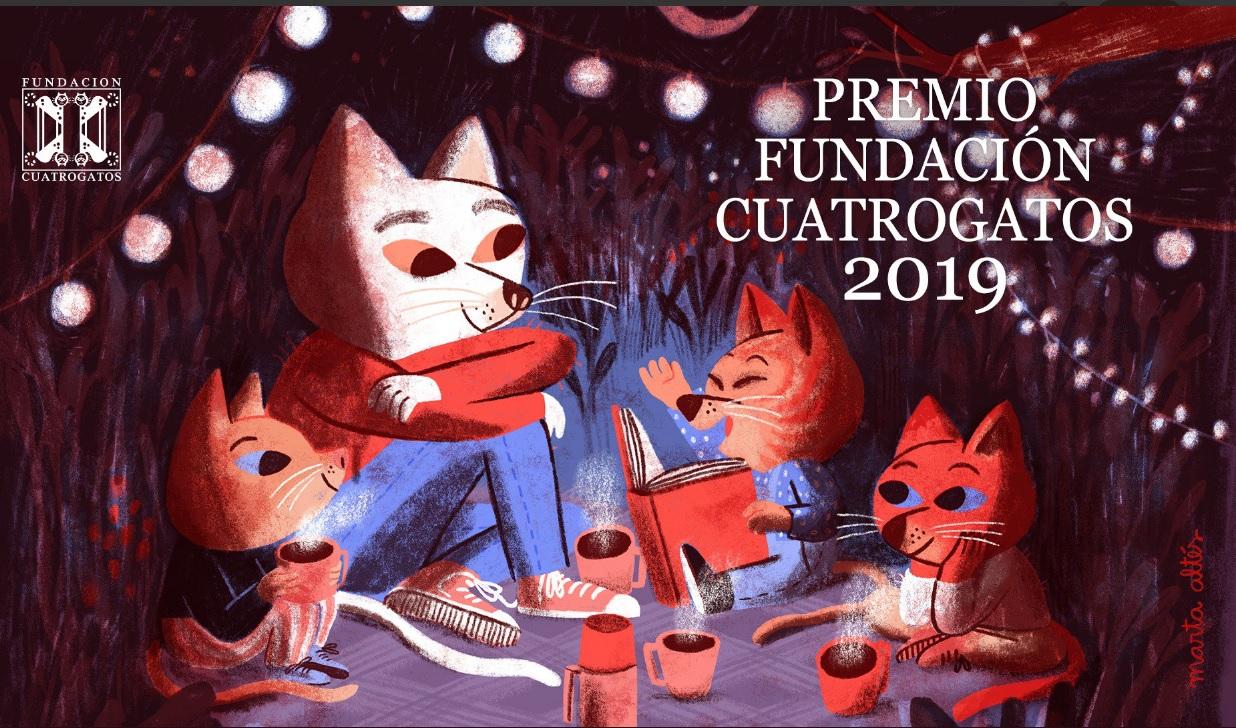Premio Fundación Cuatrogatos 2019