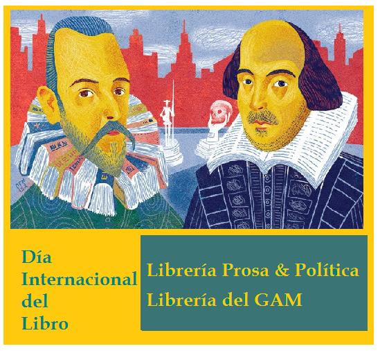 Día Internacional del Libro.
