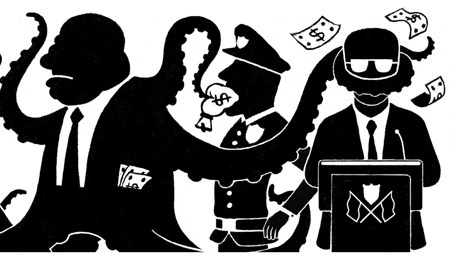 Décima: A quien siembre corrupción