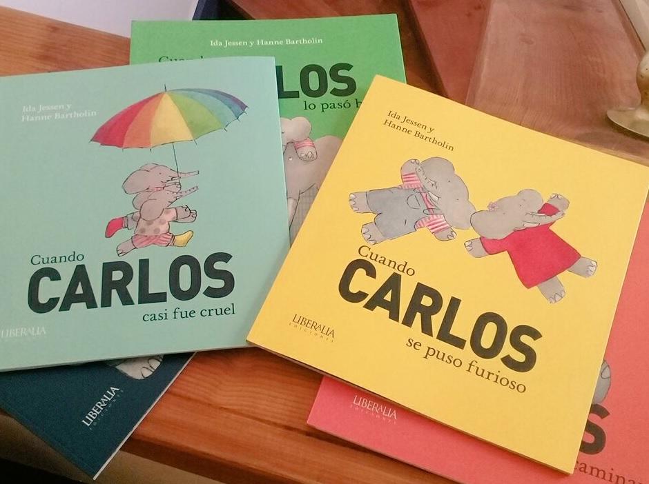 Literatura infantil danesa en Diplomado PUC