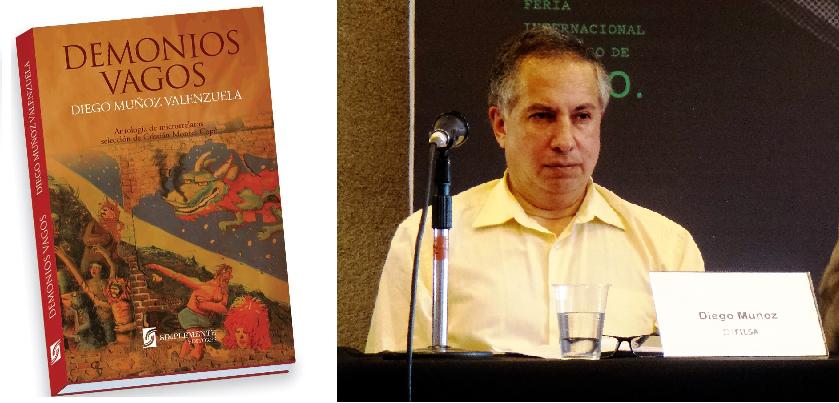 Demonios Vagos de Diego Muñoz Valenzuela en GAM