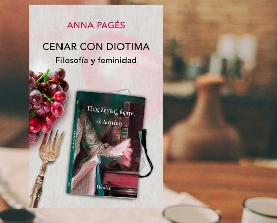 Filosofía y Feminismo: Cenar con Diotima