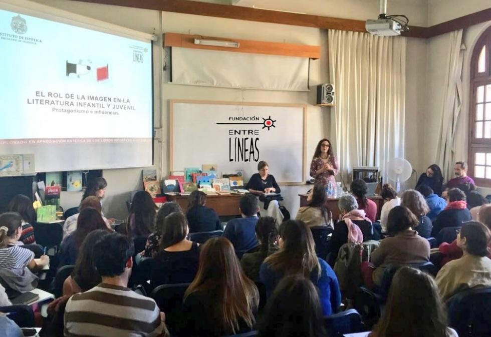El rol de la imagen en la literatura infantil y juvenil
