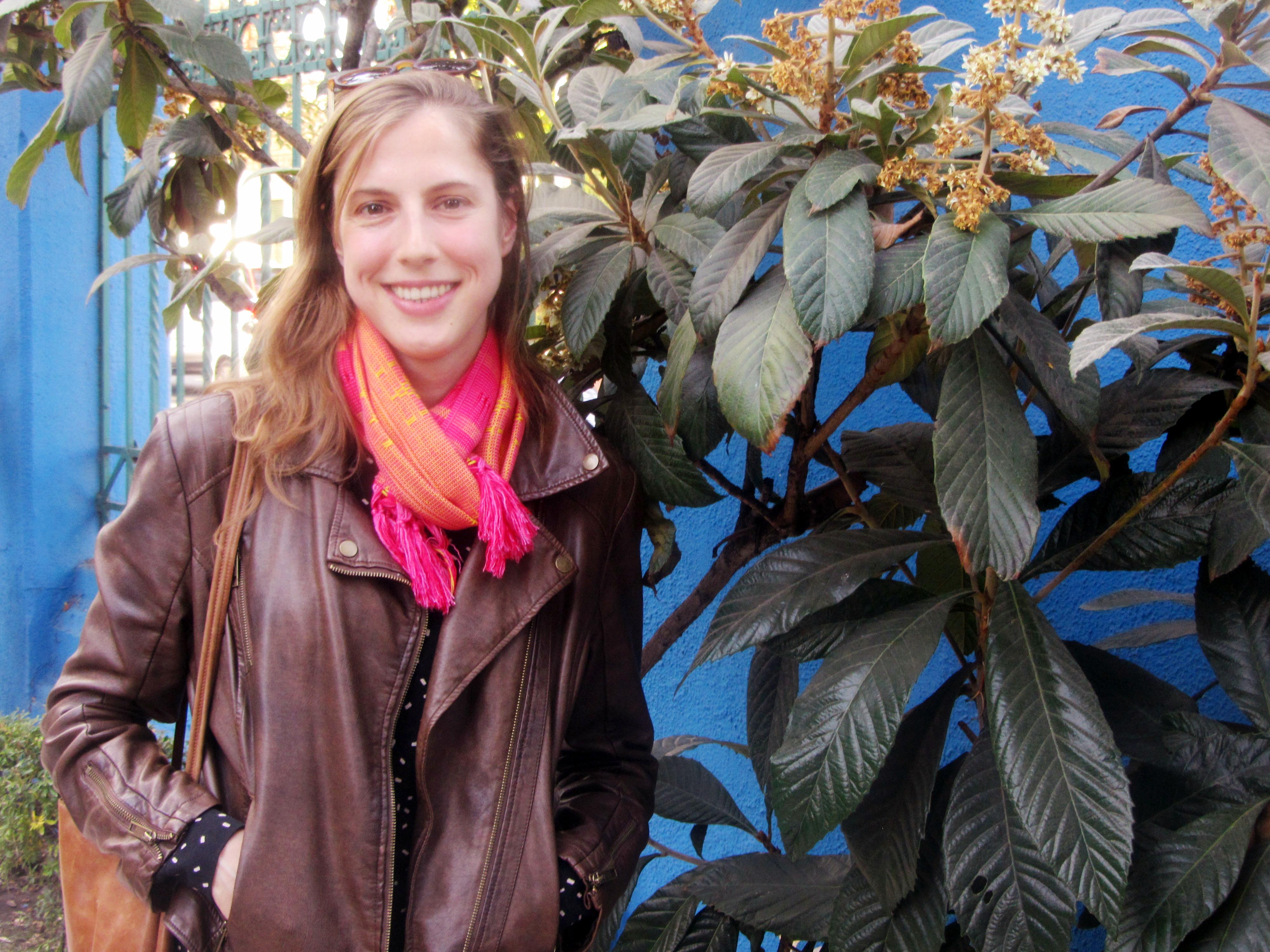 VLP: Entrevista a Luisa Rivera