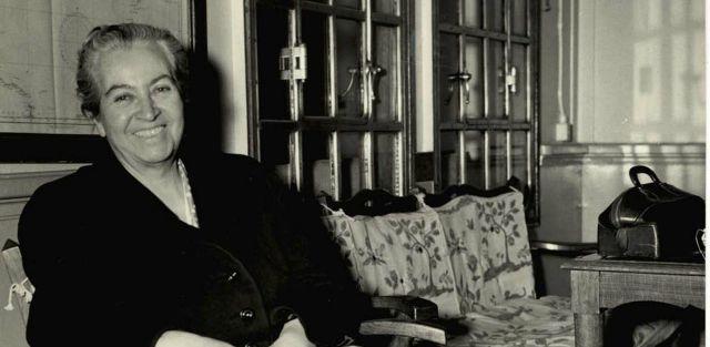 70 años del Premio Nobel a Gabriela Mistral