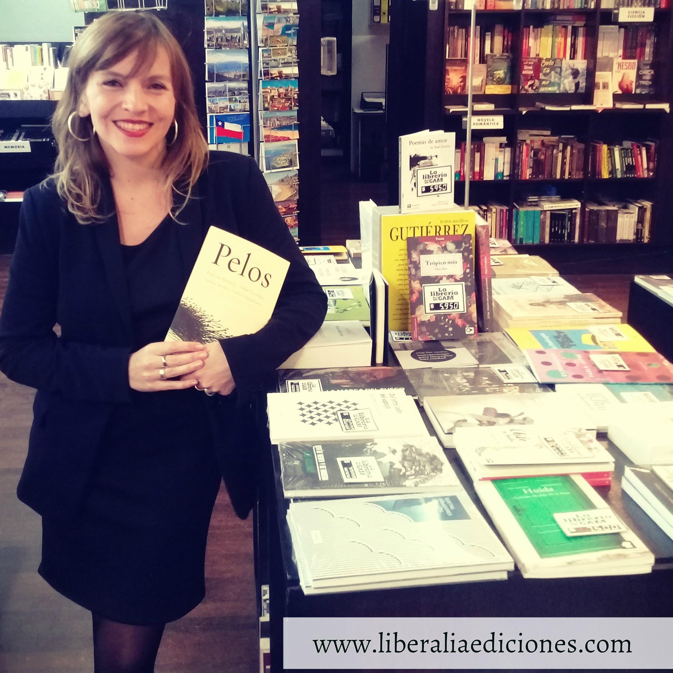 """Isabel Wagemann: """"Los autores debiéramos tener textos que fueran singles"""""""