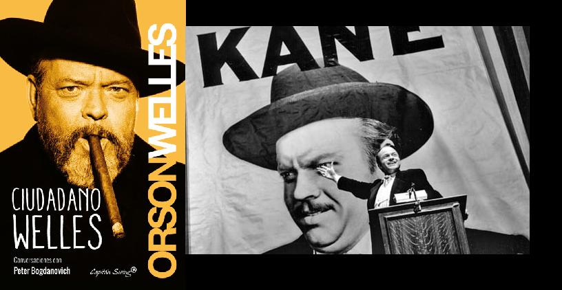 El Ciudadano Welles. Conversaciones con Peter Bogdanovich