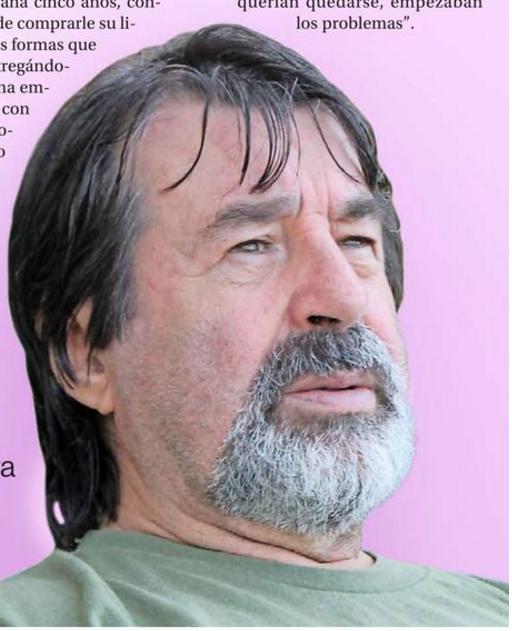 Enrique Gomáriz: No me interesa la novela histórica que irrespeta la historia