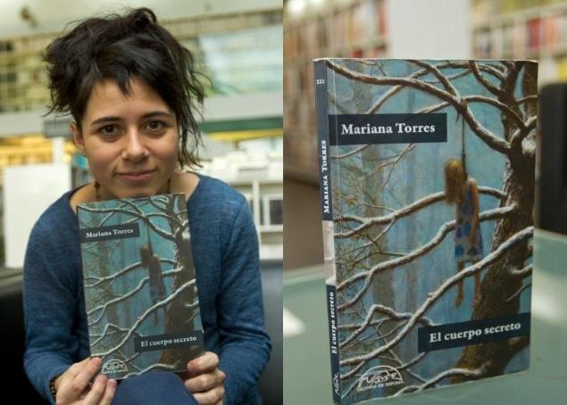 Hoy Mariana Torres en FILSA 2017