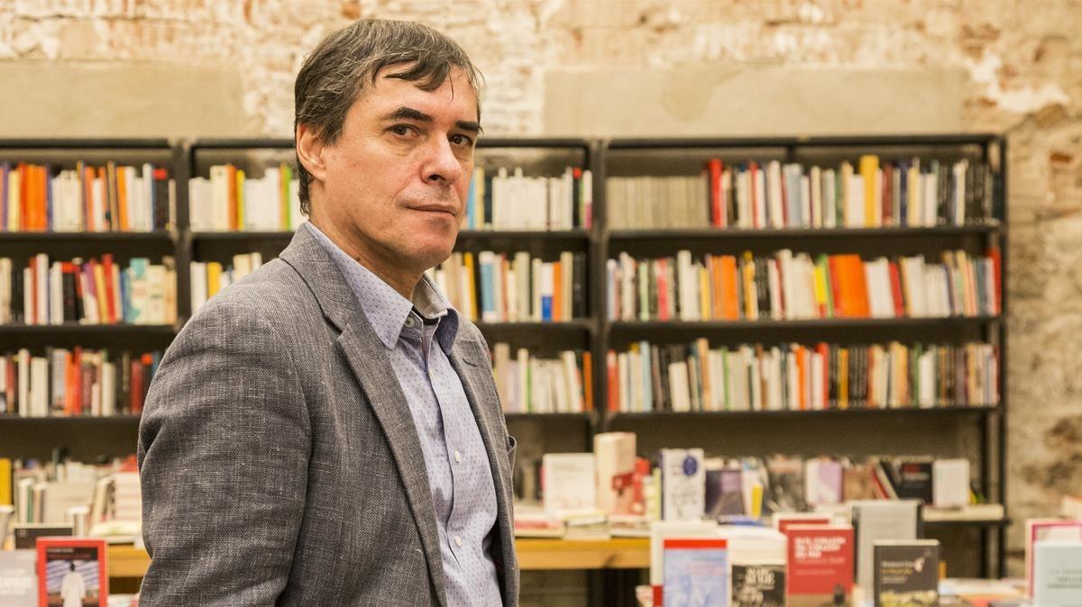 Mircea Cartarescu, Recibe Premio Fomentor de Letras 2018