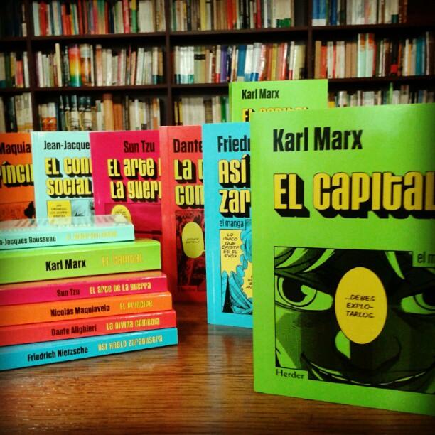 Un nuevo acercamiento a El Capital de Karl Marx.
