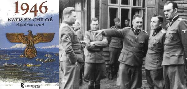 1946 Nazis en Chiloé, debut de Miguel Vera Superbi