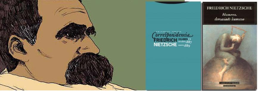 171 años del nacimiento de Friedrich Nietzsche.