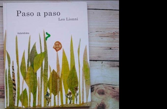 Paso a Paso, la clásica fábula de Lionni