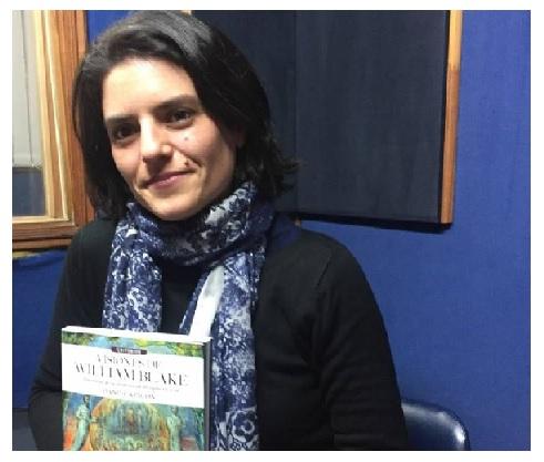 Entrevista a Daniela Picón. Autora de Visiones de William Blake