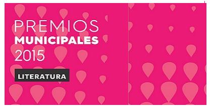 """""""La sombra que arrastra el cochero"""" de Max Valdés, finalista Premio Municipal de Literatura 2015"""