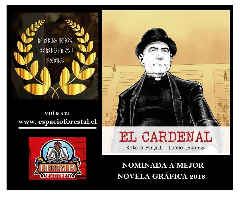 Nominados Premios Forestal 2018: El Cardenal