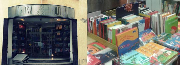Descuentos navideños en Librería Prosa y Política.