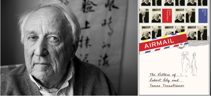 Tomas Tranströmer, Air Mail.