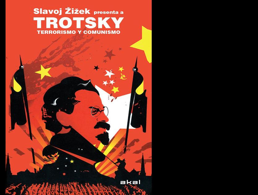 Novedad sección política: Terrorismo y comunismo. Zizek presenta a Trotsky