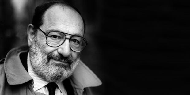 La huella de Umberto Eco.