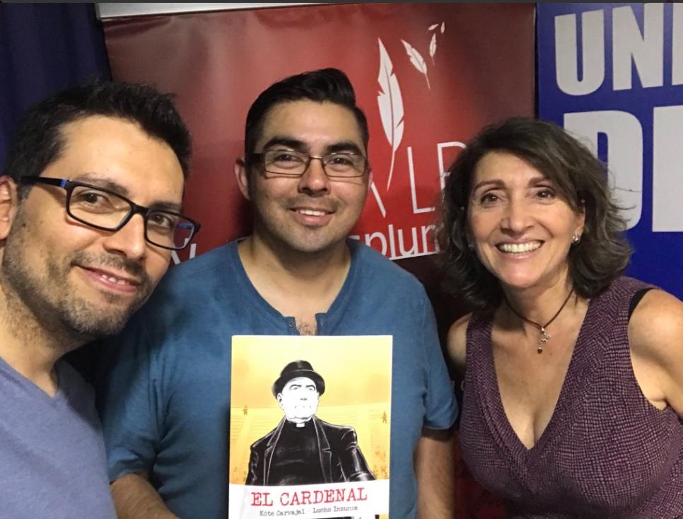 VLP Entrevista a Kóte Carvajal y Luis Inzunza