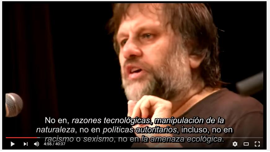 ¿Qué significa ser un verdadero revolucionario hoy en día? - Slavoj Zizek