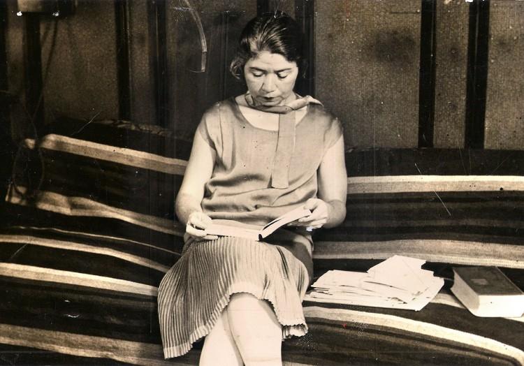 Las grandes mujeres. Alfonsina Storni.