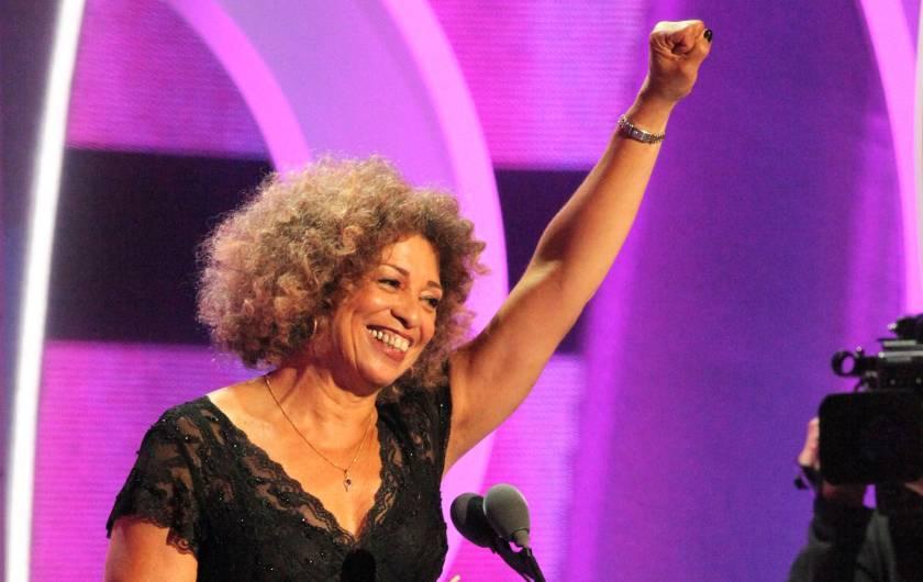 Angela Davis en Chile. De la abolición carcelaria a Black Lives Matter