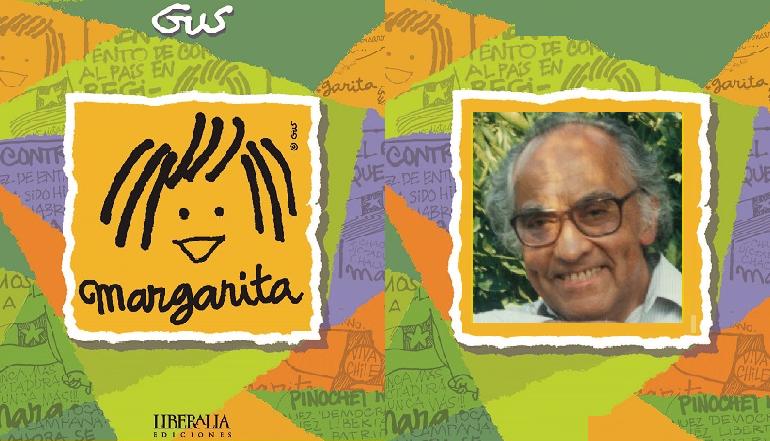 Liberalia Ediciones presenta Margarita de Gus