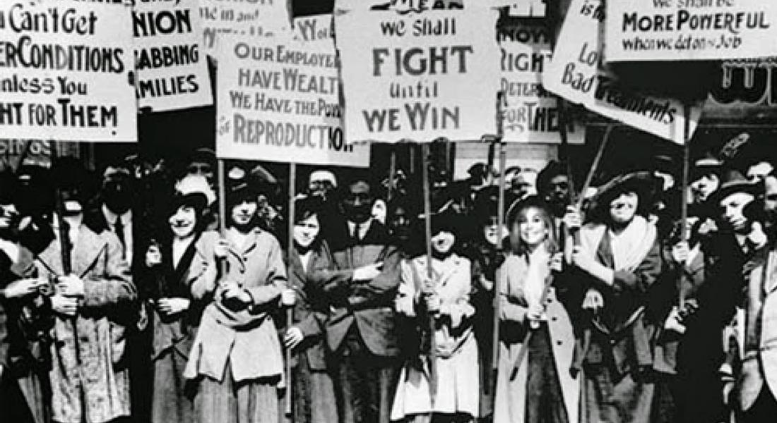 Día Internacional de la Mujer Trabajadora. Pensamiento crítico y reflexión.