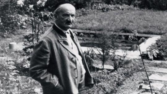 Recordamos a Martin Heidegger