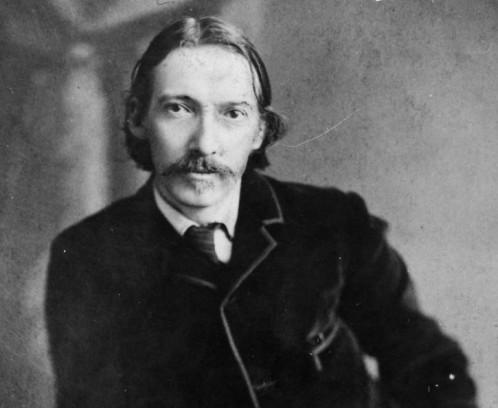 Recordamos a Robert Louis Stevenson