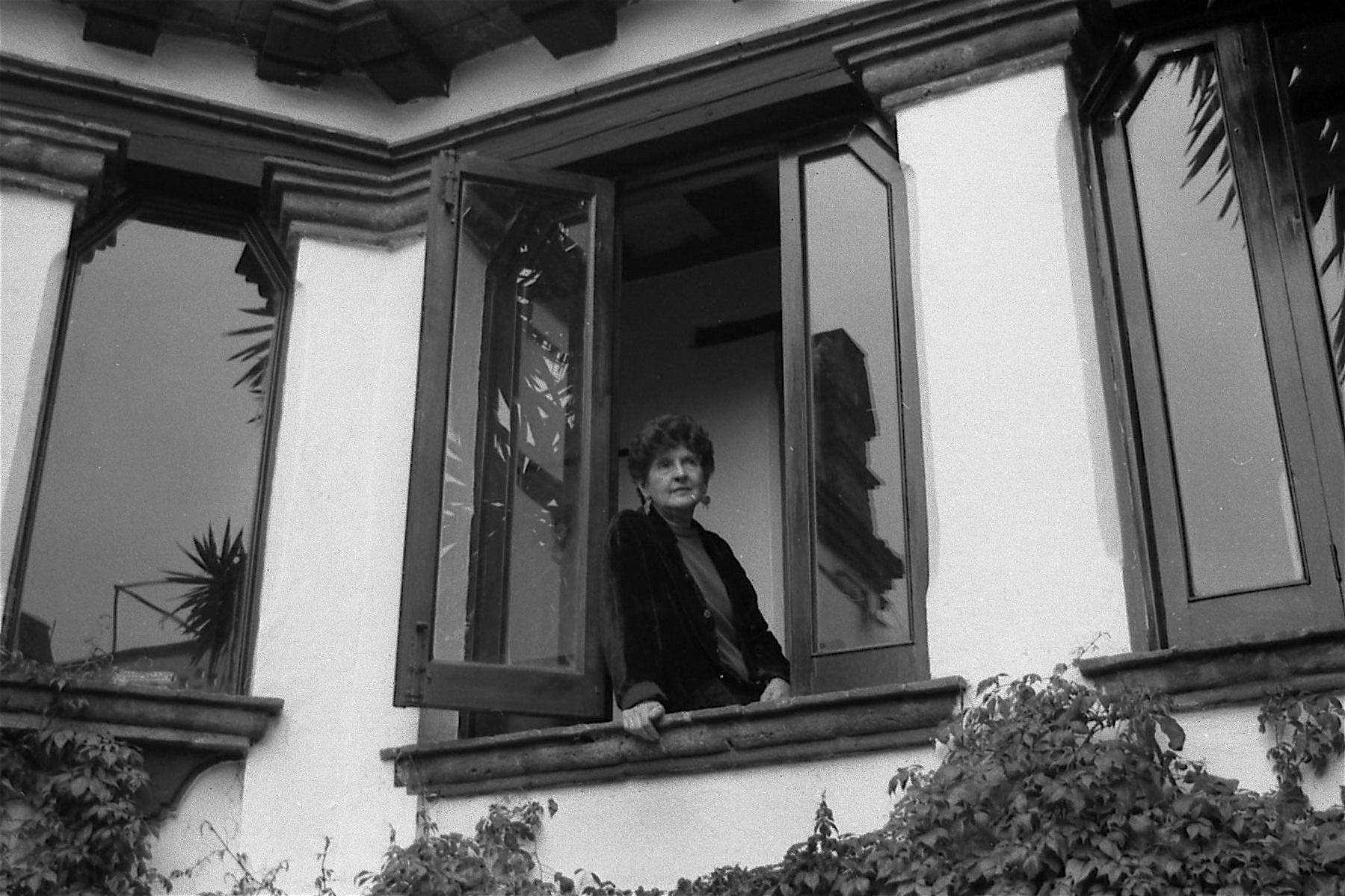Margo Glantz: La escritora que trata  las palabras como cuerpos