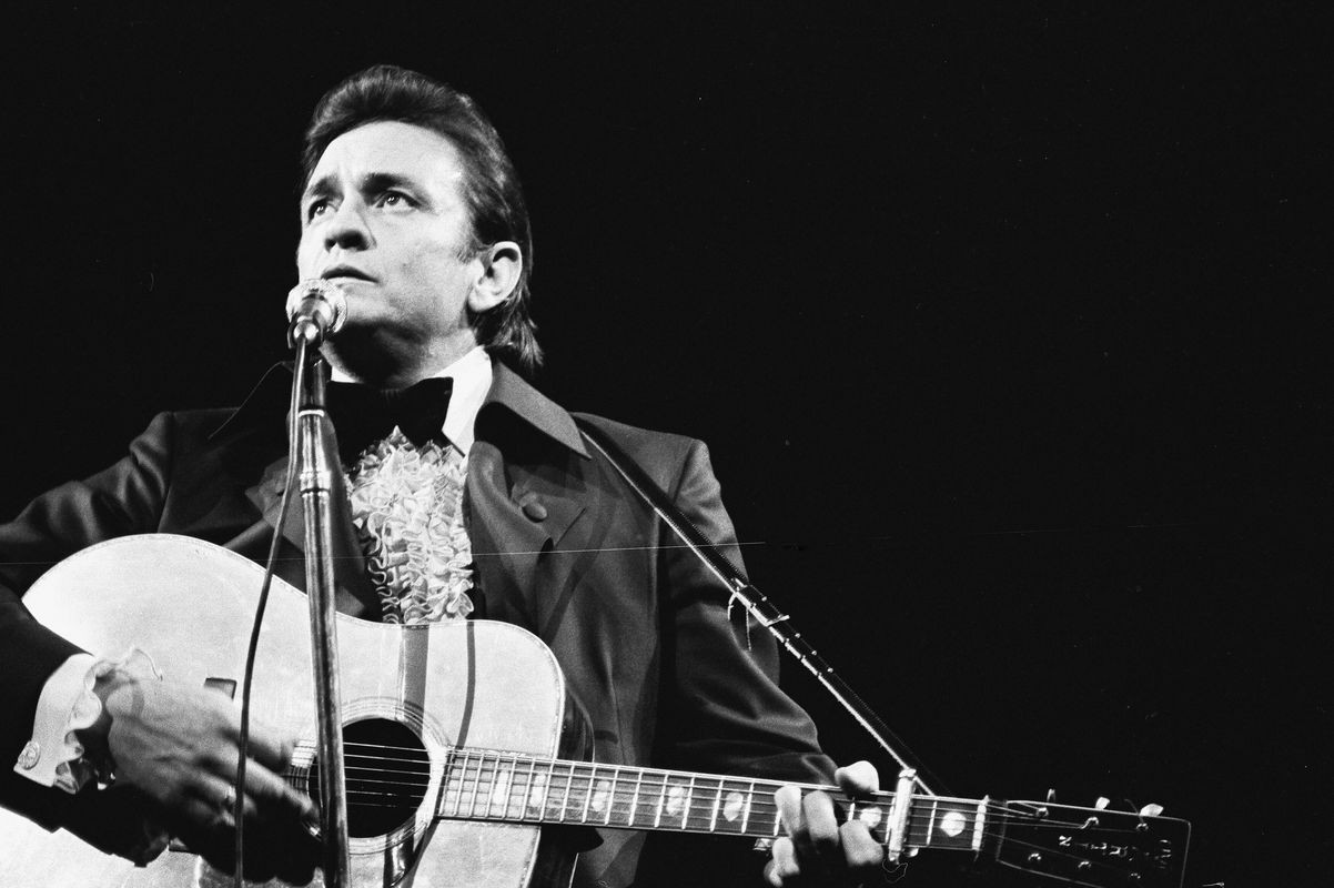 Llega a Chile Eternas Palabras.Los poemas inéditos de Johnny Cash